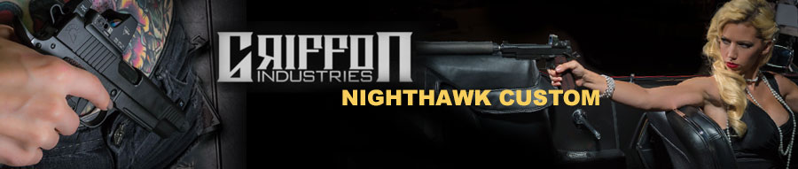 Griffon Industries Nighthawk Custom 1911 9mm