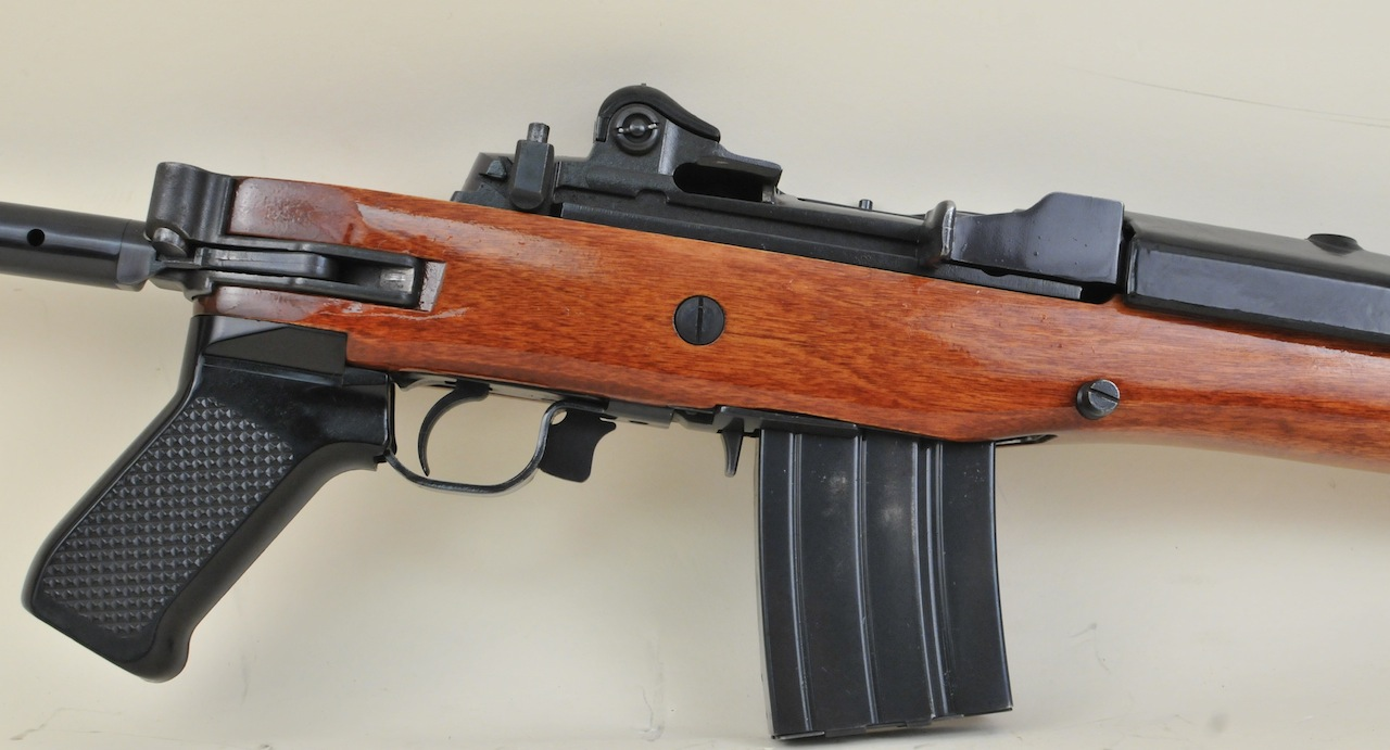 Ruger Ac556f In 223